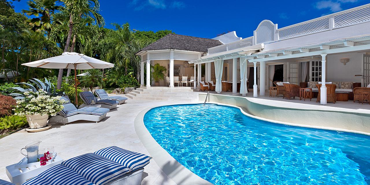 Barbados, Sandy Lane Klairan Villa & Pool